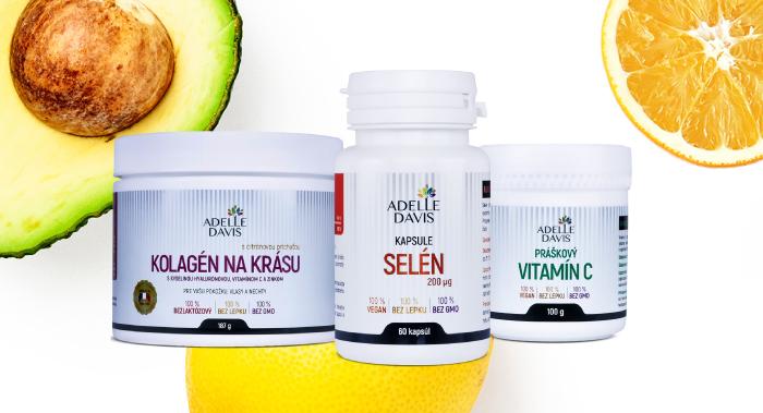 Vitamíny od Adelle Davis: Kľúč k vášmu zdraviu